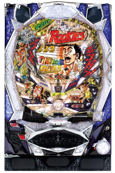 「ROOKIES アニメ パチンコ」の画像検索結果